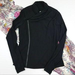 [lululemon] Bhakti Side-Zip Yoga Jacket